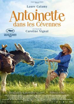 Antoinette dans les Cévennes   height=