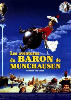 Les Aventures du baron de Münchausen   height=