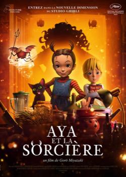 Aya et la sorcière   height=