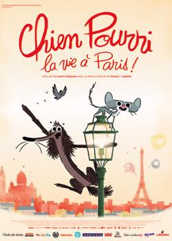 Chien pourri, la vie à Paris !   height=