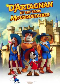 D'Artagnan et les trois Mousquetaires   height=