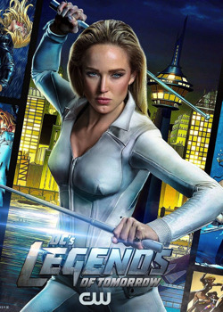DC's Legends of Tomorrow   height=