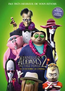 La Famille Addams 2 : une virée d'enfer   height=