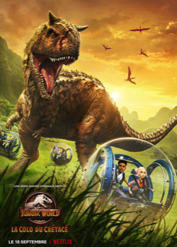 Jurassic World - La Colo du Crétacé   height=