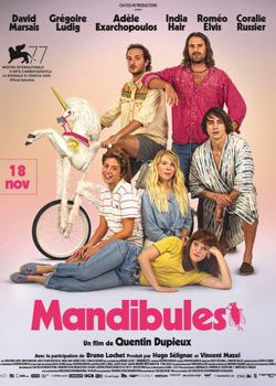 Mandibules   height=