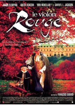 Le Violon rouge   height=