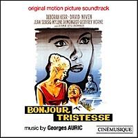 Georges Auric : Bonjour Tristesse, Gervaise, Christine