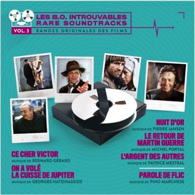 Les B.O introuvables (Rare Soundtracks) - Volume 3