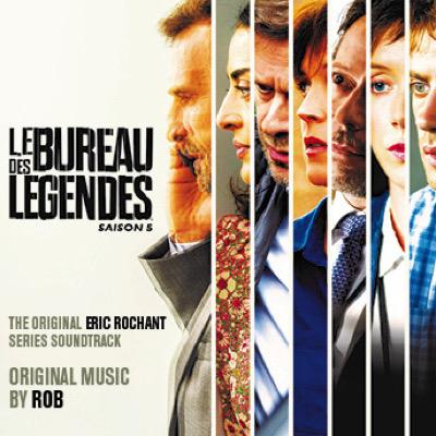 Le Bureau des Légendes (Série)