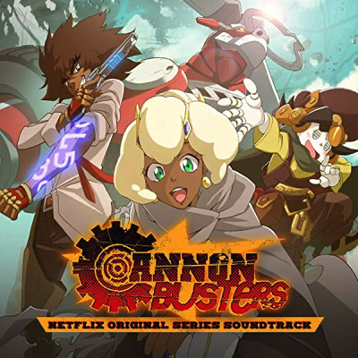 Cannon Busters (Série)