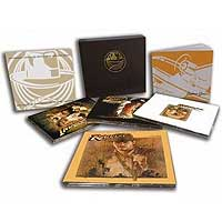 Indiana Jones : The Complete Soundtracks Collection