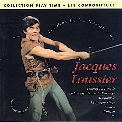 Les Plus Belles Musiques de Jacques Loussier
