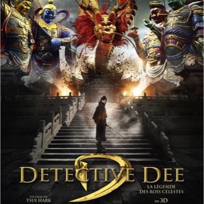 Detective Dee: la légende des rois célestes