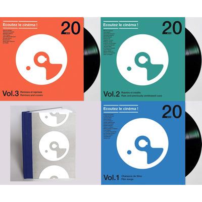 Ecoutez le cinéma ! 20 ans (3 volumes)