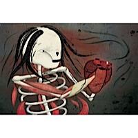 La femme squelette