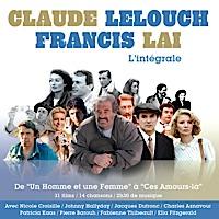 Francis Lai & Claude Lelouch : l'Intégral