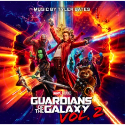 les gardiens de la galaxie 2 la bo musique de tyler bates guardians of the galaxy vol 2. Black Bedroom Furniture Sets. Home Design Ideas