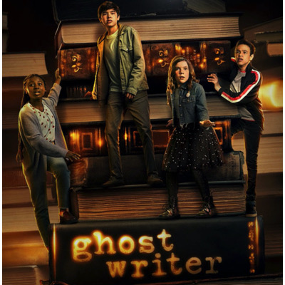 Ghostwriter : le secret de la plume (Série)