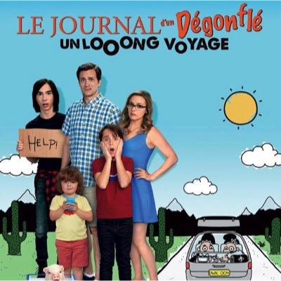 Journal d'un dégonflé: un looong voyage