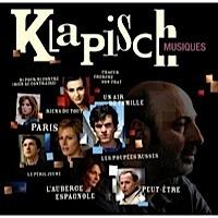 Klapisch Musiques - Les musiques des films de Cédric Klapisch