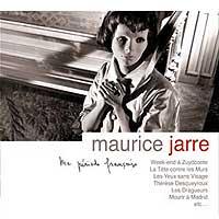 Maurice Jarre : Ma Période Française