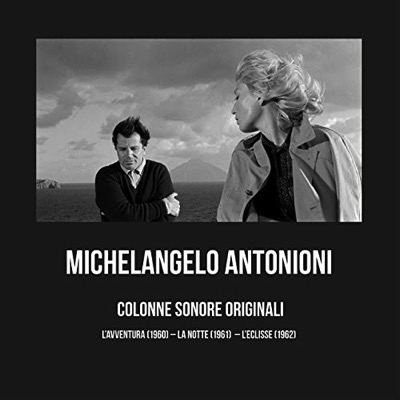 Michelangelo Antonioni ‎– The Complete Trilogy's Soundtracks