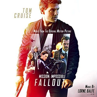 mission impossible fallout la bo musique de lorne balfe mission impossible fallout. Black Bedroom Furniture Sets. Home Design Ideas