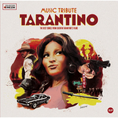 Music Tribute Tarantino (Collection Cinezik)