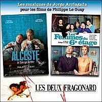 Les musiques de Jorge Arriagada pour les films de Philippe Le Guay