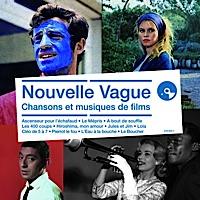 Nouvelle vague - Chansons et musiques de films - Coffret 3 CD