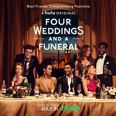 Quatre mariages et un enterrement (Série)