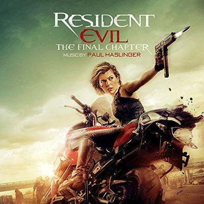 Resident Evil: Chapitre final