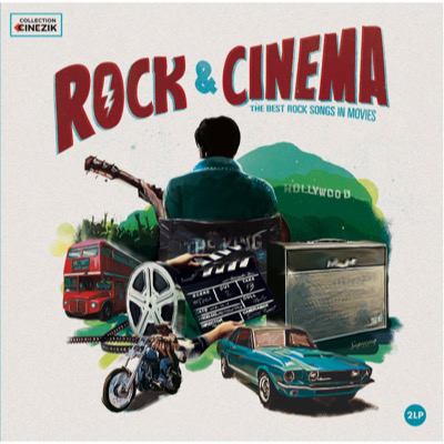 Rock & Cinéma (Collection Cinezik)
