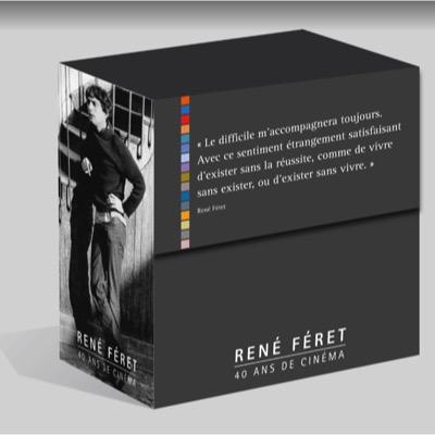 Compilation Musiques de Marie-Jeanne Serero pour René Feret