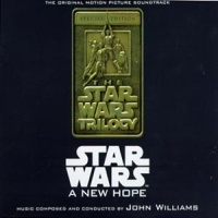 La Guerre Des Etoiles Star Wars Episode Iv Un Nouvel Espoir 1977 La Bo Musique De John Williams Star Wars Episode Iv A New Hope Soundtrack Cinezik Fr