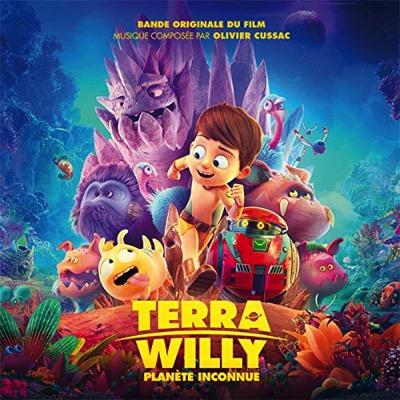 Terra Willy: La planète inconnue