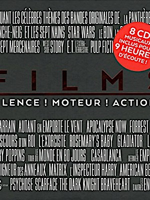 Films: Silence! Moteur! Action!