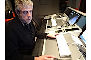 Vincent Arnardi, mixeur son