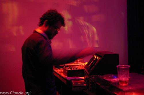 ciné party wong kar wai 2006