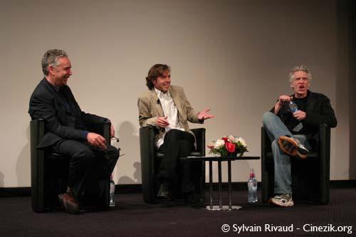 shore,cronenberg, - Leçon de musique Shore & Cronenberg en photos et en écoute