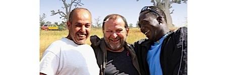 korb,philibert,afrikaioli, - Michel Korb et Christian Philibert : un voyage musical d'Espigoule à l'Afrique
