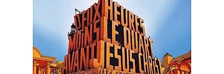 alessandrini,deux-heures-moins-quart-avant-jesus-christ, - Les rencontres de Raymond Alessandrini : Magne, Delerue, Yanne, Bernstein, Newman...