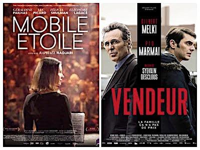 Jérome Lemonnier / Raphael Nadjari (MOBILE ÉTOILE), Amaury Chabauty / Martin Caraux (VENDEUR)