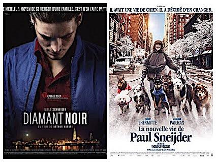 - Arthur Harari & Olivier Marguerit (DIAMANT NOIR) / Hit'N'Run (LA NOUVELLE VIE DE PAUL SNEIDJER) / Aligre FM