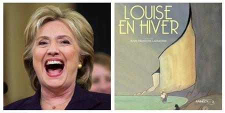 Laurent Levesque & Olivier Militon (2 documentaires sur Hillary Clinton), Pascal Le Pennec (Louise en Hiver) / Aligre FM