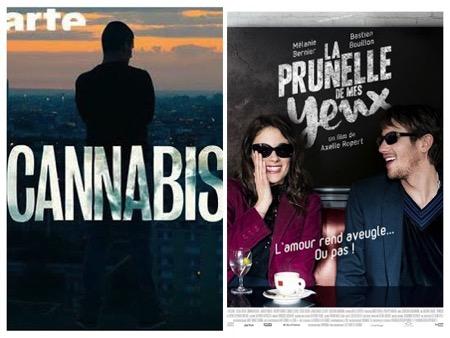 Axelle Ropert / Benjamin Esdraffo (La Prunelle de mes yeux), Lucie Borleteau (Cannabis, Arte) / Aligre FM