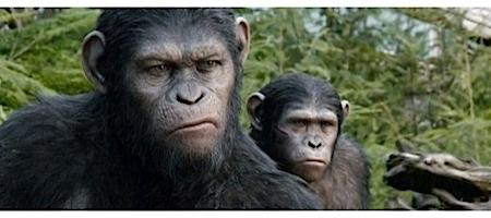 dawn-of-the-planet-of-the-apes, - LA PLANÈTE DES SINGES: L'AFFRONTEMENT : Décryptage du tracklist où chaque piste est une énigme