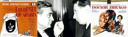 jarre,lean, - Maurice Jarre et David Lean