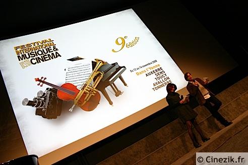 un_homme_son_chien,rombi, - Auxerre #1 : Festival Musique et cinéma 2008, c'est parti !!