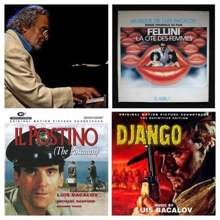 Luis Bacalov, compositeur de DJANGO, est mort